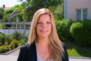 Madelene Wirnes Reception & Uthyrning Nils Ludvigssons Fastigheter