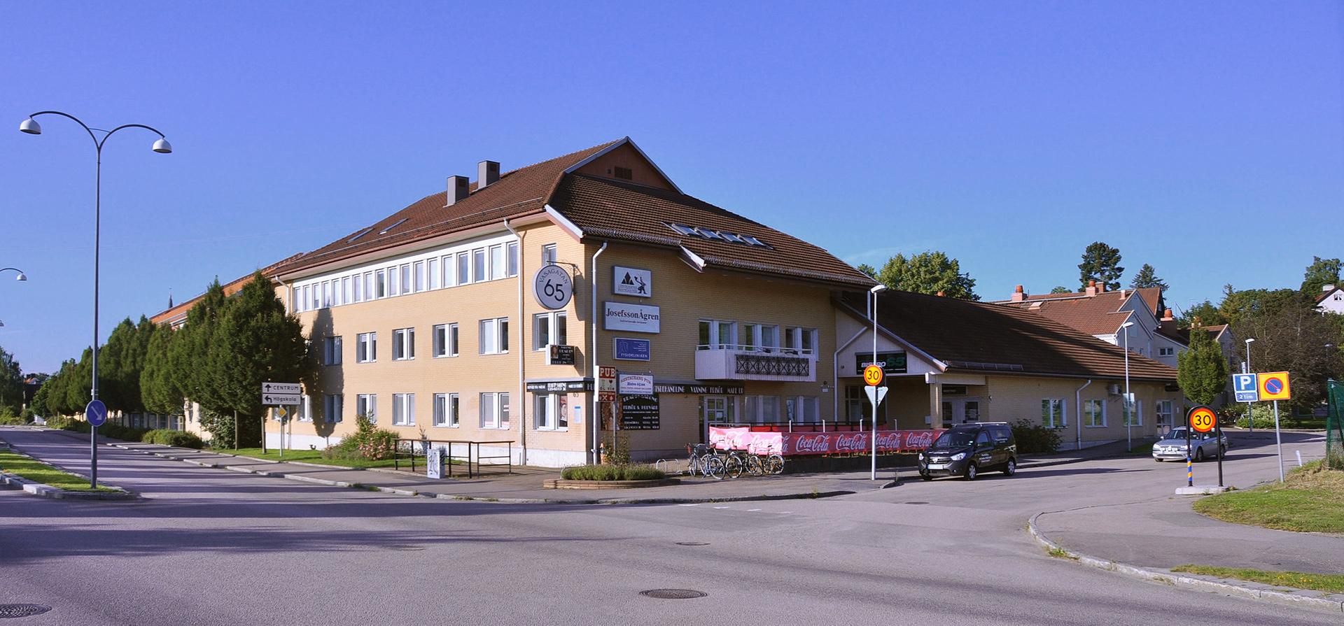 Vasagatan 65 Nils Ludvigssons Fastigheter Lokal