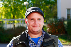 Patrik Grönlund Fastighetsskötare Nils Ludvigssons Fastigheter