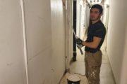 Målning källare