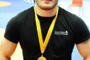 Vår egen kändis, Khalid Kerchiyev tog GULD i Mälarcupen